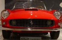 Ferris Buellers Day Off 1961 Ferrari